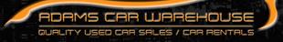 Adams Car Warehouse logo