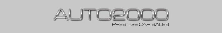 Auto2000 Prestige Cars Logo