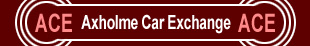 Axholme Car Exchange logo