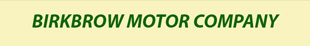 Birkbrow Motor Company logo