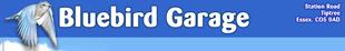 Bluebird Garage logo