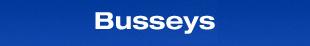 Busseys Peugeot Norwich logo