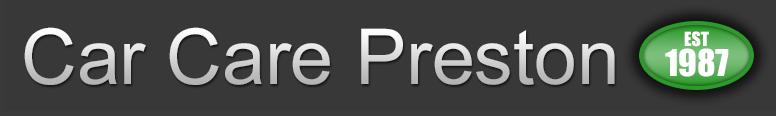 Car Care Preston Logo