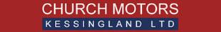 Church Motors logo