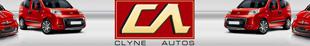 Clyne Autos logo