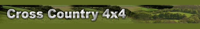 Cross Country 4X4 Specialists Logo