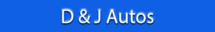 D & J Autos logo