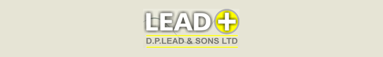 D P Lead & Son Logo