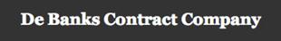 De Banks Contract Company logo