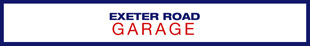 Exeter Road Garage logo