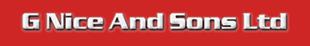G Nice & Sons logo