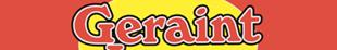 Geraint Jones 4 x 4 logo