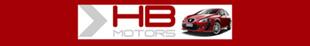 H B Motors logo