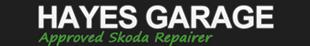Hayes Garage logo