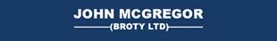 John McGregor Broty logo