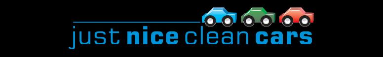 Just Nice Clean Cars Logo