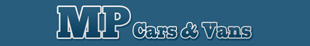 M P Cars logo
