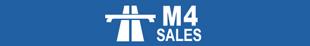 M4 Minibus Centre logo