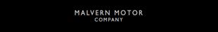 Malvern Motor Company logo