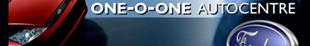 One O One Autocentre logo