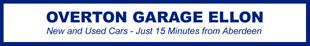Overton Garage Ellon logo