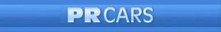 P R Cars logo