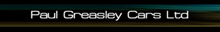 Paul Greasley Cars Ltd logo