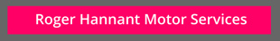 Roger Hannant Motor Services logo