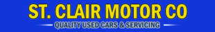 St Clair Motor Co logo