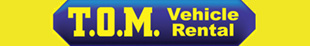 T.O.M Vehicle Sales logo