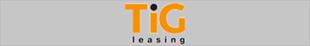 TIG Leasing logo