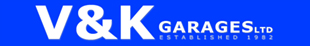 V & K Garages LTD logo
