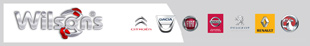 Wilsons Citroen logo