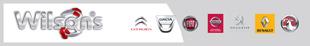 Wilsons Peugeot logo