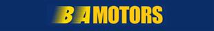 BA Motors logo