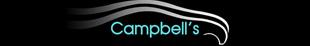 Dave Campbell Garages logo