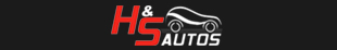 H and S Autos logo