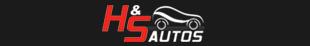 H and S Autos Logo