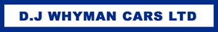 D J Whyman Cars logo