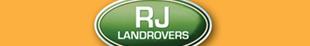 R J Landrovers logo