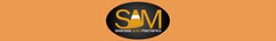 Sams Motors logo