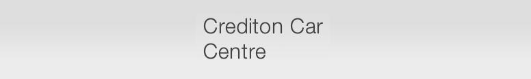 Crediton Car and MOT Centre Logo