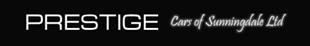 Prestige Cars of Sunningdale logo