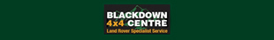 Blackdown 4x4 Centre logo