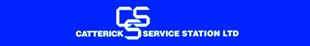 Catterick Service Station logo