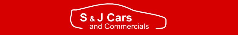 S & J Cars & Commercials Logo