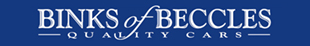 Binks of Beccles logo