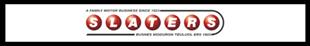 Slaters Vauxhall Llangefni logo