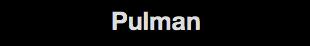 Pulman Volkswagen logo
