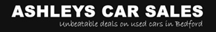 Ashleys Motor Company logo